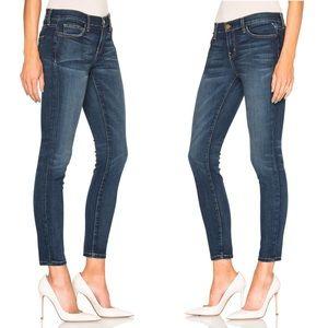 Current/Elliott High Rise Stiletto Jeans